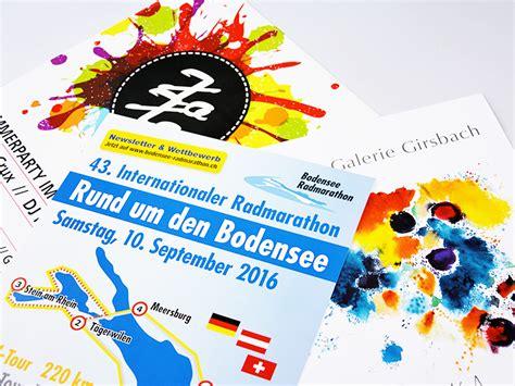 Plakate Drucken Günstig by Plakat Drucken G 252 Nstig Und Schnell In Der Schweiz