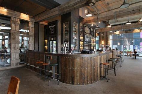 Log Cabin Blue Prints the dockyard bar manchester e architect