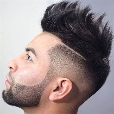 new hairstyle plated two sides boys new one sided hairstyle side hairstyles for guys