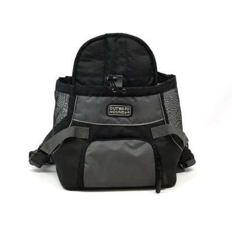 carrier front pack the outward hound backpack pet carrier is woof tastic for small dogs
