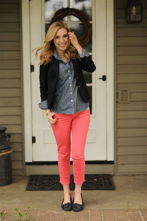 Jean Colors Tops And More Stuff by Could Put Together Something Similar With My Orange