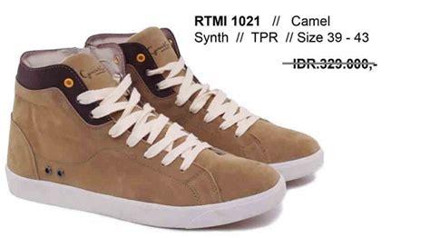 Sepatu Merk Camel diskon dan promo gratis ongkos kirim seluruh indonesia