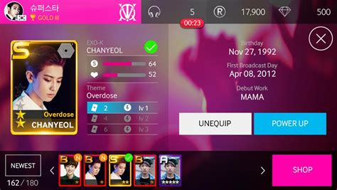 superstar smtown card template superstar smtown android apps on play