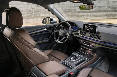 Audi Q5 Interior by Audi Q5 Review 2017 Autocar