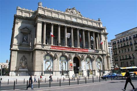 Chambre Commerce Marseille by Visiter Le Palais De La Bourse De Marseille Made In