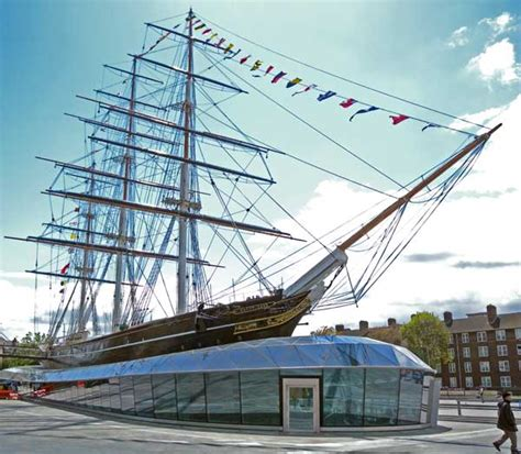 cutty sark boat london historic naval ships visitors guide cutty sark
