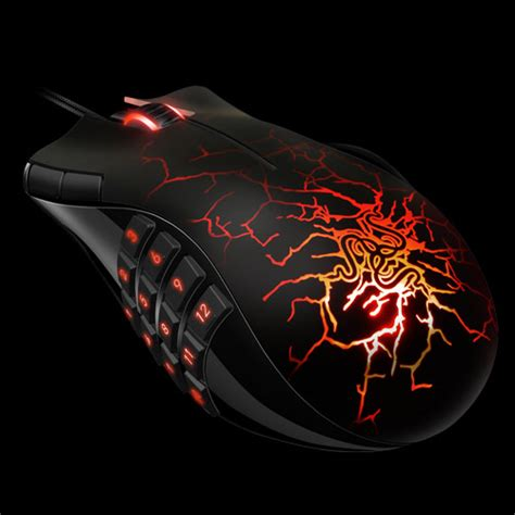 Mouse Razer Naga Molten razer naga molten special edition best gaming mouse gaming mouse wireless gaming mouse