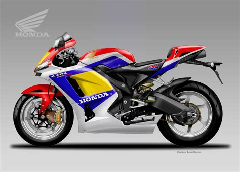 Honda Cbr600rr By Hrc Concept Mcn