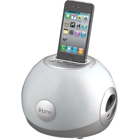ihome color changing ihome ip15 led color changing stereo system ip15w b h photo