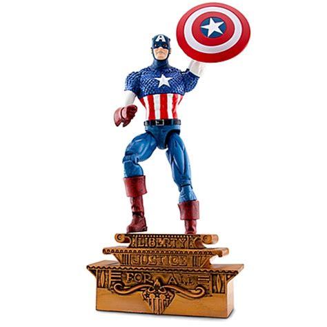 Marvel Select Captain America Disney disney store exclusive 7 quot scale marvel select black widow captain america figure images