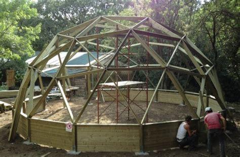 cupole geodetiche prezzo cupola geodetica progettazione strutture geodetiche