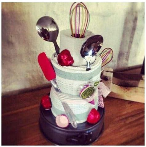 Creative Kitchen Tea Gift Ideas Kitchen Tea Idea Wedding Ideas