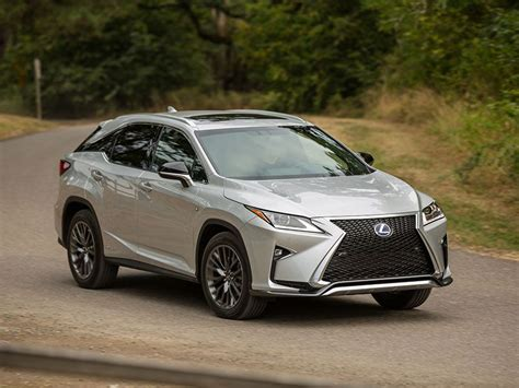hybrid lexus 2017 2017 lexus rx hybrid road test and review autobytel com