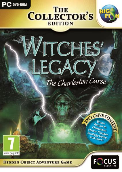 cursed legacy house of books witches legacy the charleston curse collector s edition