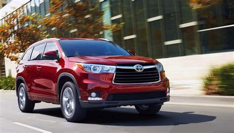 2015 Toyota Highlander Specs 2015 Toyota Highlander Review And Specs New Automotive