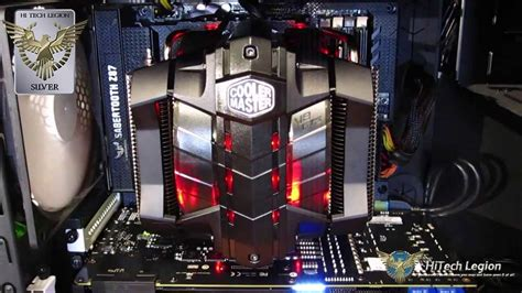 Edifice 4 5 Cm Type 540 1 Jpg cooler master v8 gts overview installation and benchmarks