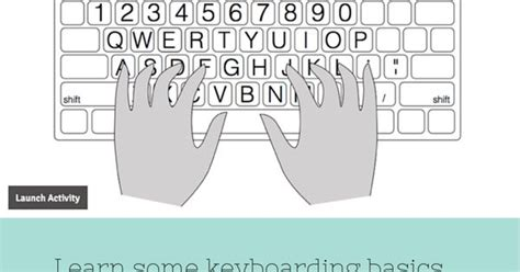 typing tutorial keyboard basics learn keyboarding basics and practice what you ve learned