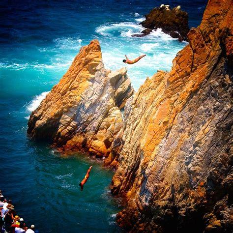 la quebrada acapulco cliff diving la quebrada acapulco day dreaming
