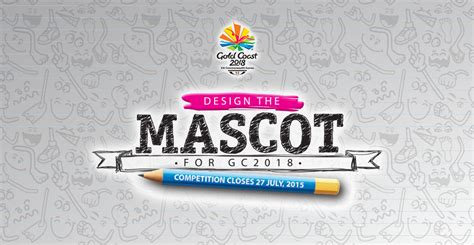 design with gc competition design the mascot for gc2018 design sync
