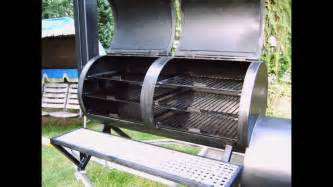 custom build your own home my homemade custom barbecue smoker build your own youtube