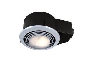 bathroom exhaust fans with light nutone qt9093wh combination fan heater light light