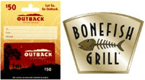 Where Can Outback Gift Cards Be Used - get a 50 bonefish outback gift card christian web trends blog