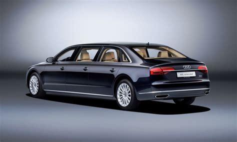 Audi A8l by 2016 Audi A8l Extended Length Six Door Six Seat Megalux