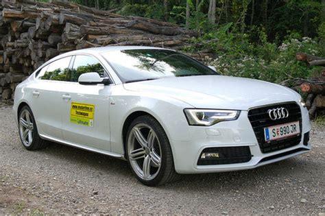 Audi A5 Preisliste 2012 by Audi A5 Sportback 3 0 Tdi Quattro Im Test Autotests