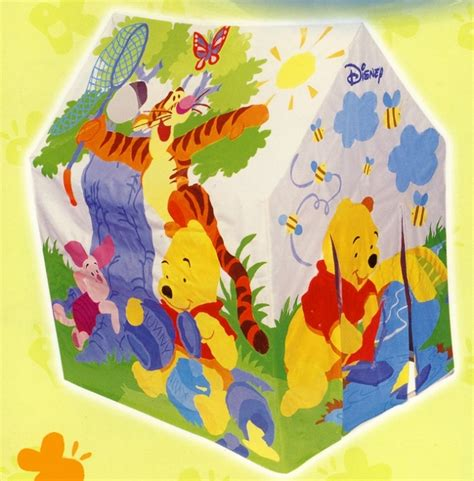tenda casetta winnie the pooh