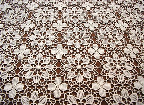 Macrame Fabric - macrame lace bedspreads lace fabric appearance