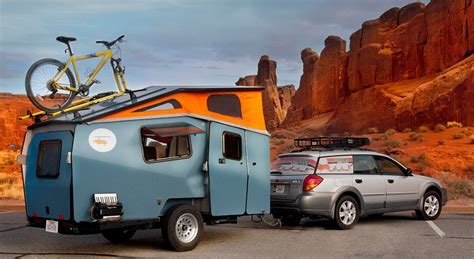 Mini Camper Trailers, Lightweight Small Travel Trailers
