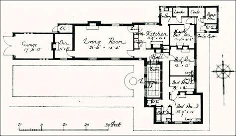 1930s bungalow floor plans 28 1930s bungalow floor plans 1930s craftsman