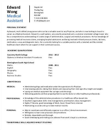 Entry Level Assistant Resume by Sle Assistant Resume 9 Free Sle Exle