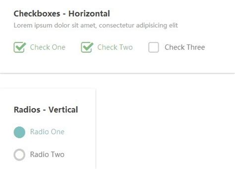 css layout checkbox animated checkbox radio button with css3 and font
