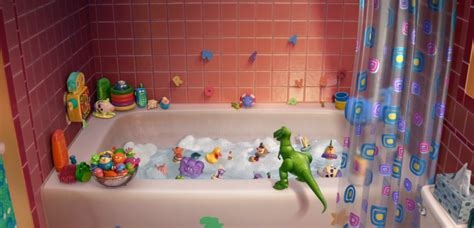 toy story 3 bathroom toy story toons disneydetail