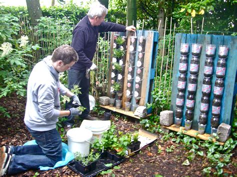 Gardening How To Magazine The Bottle Tower Method Highly Appreciated Lloyd