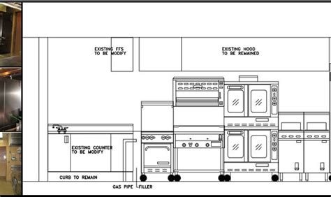 Small Commercial Kitchen Design Layout Small Commercial Kitchen Design Layout Peenmedia