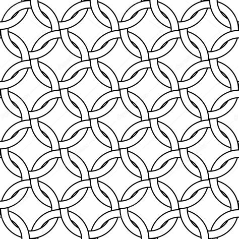 geometric patterns black and white circle black and white abstract geometric woven circles seamless
