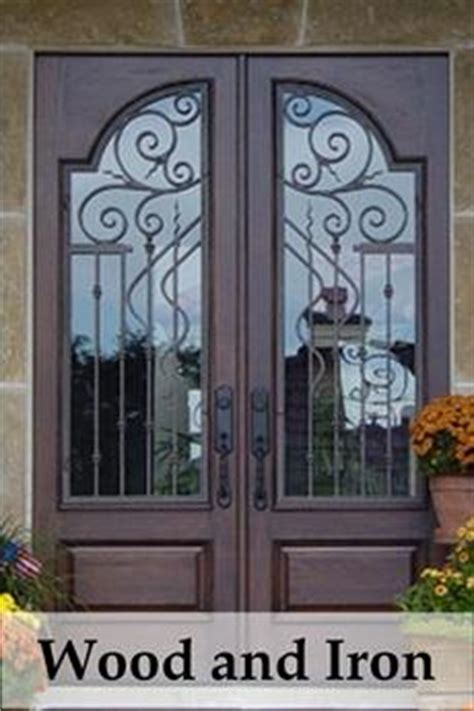 Wood And Iron Front Doors The Front Door Company Where Impressions Begin