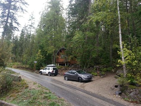 Halcyon Springs Cabin Rentals by Driveways Picture Of Halcyon Springs Nakusp