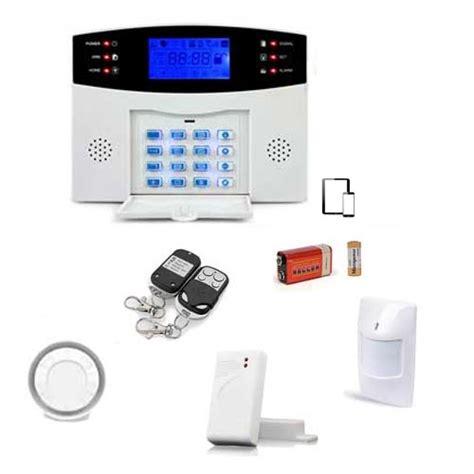 Alarme Sans Fil Gsm 2955 by Alarme Sans Fil Maison Gsm Sans Fil De 99 Zones En Easy Box