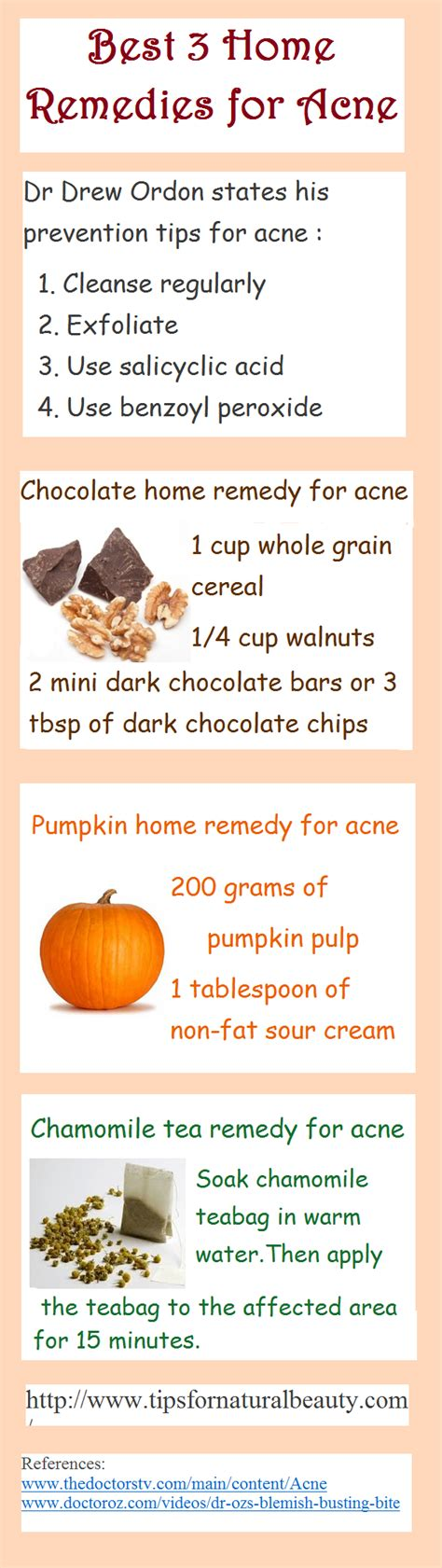 acne home remedies three diy home remedies for acne infographic tips for