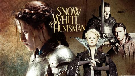 Snow White The Huntsman By markes imagens snow white and the huntsman