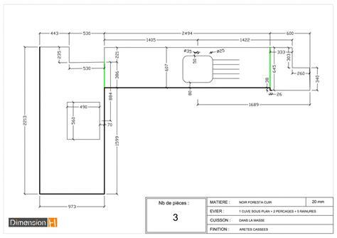 Beau Dimension Plan De Travail Cuisine #1: 01-Plan-de-travail-cot%C3%A9-1024x723.jpg