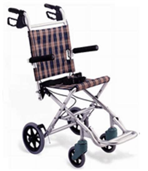 Kursi Roda Sella kursi roda travelling ringan aluminium