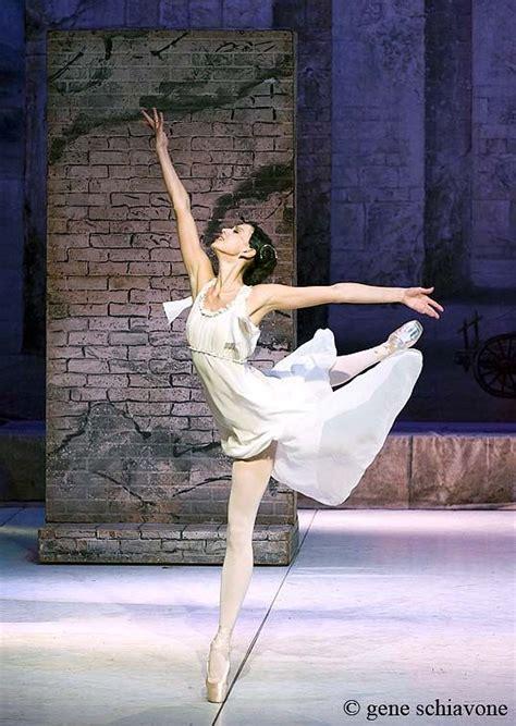 romeo and juliet ballet themes anastasia matvienko in romeo and juliet photo c gene