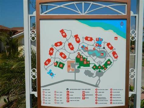 memories flamenco resort map salle 224 manger picture of memories flamenco resort
