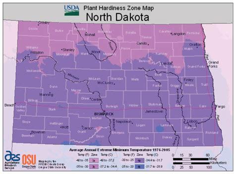 North Dakota: Vegetable Planting Calendar