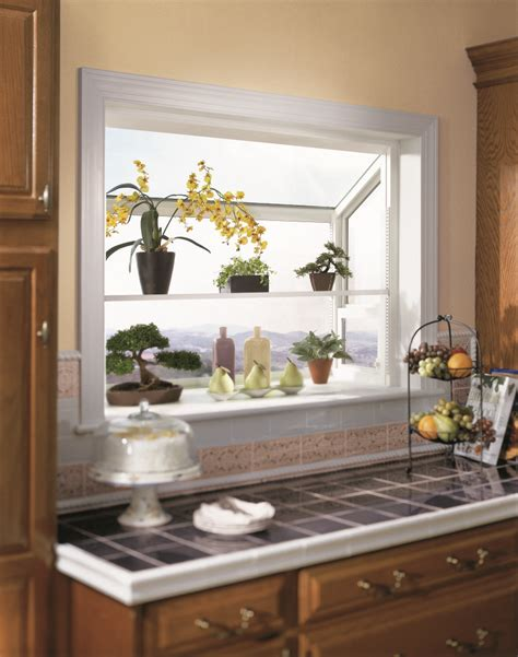kitchen window decorating ideas garden window decorating ideas to brighten up your home