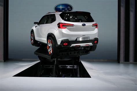 tokyo motor show subaru viziv future concept unveiled automotorblog